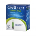 Тест-полоски ONETOUCH Select Plus 50 шт