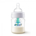 Бутылочка PHILIPS Avent Anti-colic SCF810/14 с клапаном AirFree 0+